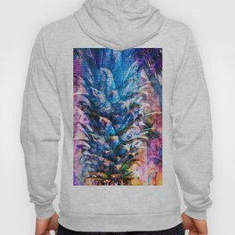 Stand Tall, Blue Pineapple Hoody