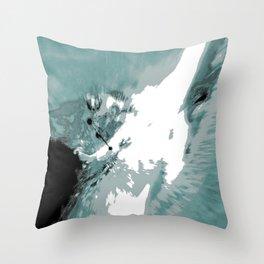 Rock Band Throw Pillow