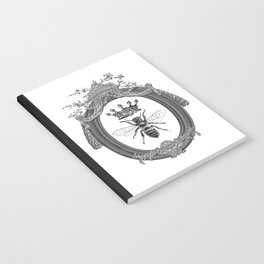 Queen Bee Notebook
