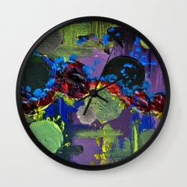 .surfacing {3 of 3}. Wall Clock