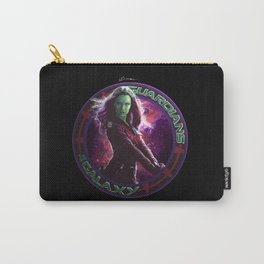 Gamora - Guardians Of The Galaxy Carry-All Pouch