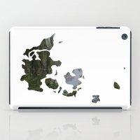 denmark iPad Cases featuring Denmark by Isabel Moreno-Garcia