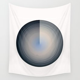 Sea Scape Lens Wall Tapestry