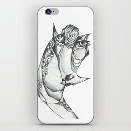A Horse is a Horse of Sorts of Sorts iPhone Skin