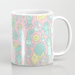 Cute Cephalopods Coffee Mug