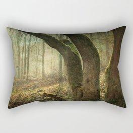Mystic Woodland Rectangular Pillow