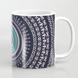 TextMe inverse Coffee Mug