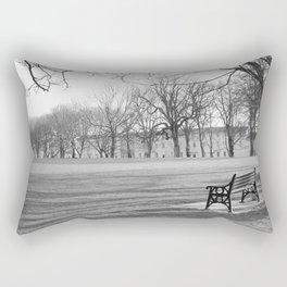 Deserted Tranquility Rectangular Pillow