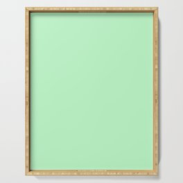 Light Green Serving Tray