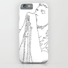 Ian Curtis WordsPortrait Slim Case iPhone 6s