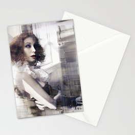 Memory is an Echo Stationery Cards