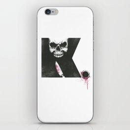 Conversation Killer  iPhone Skin