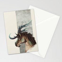 Kirin Bust Stationery Cards