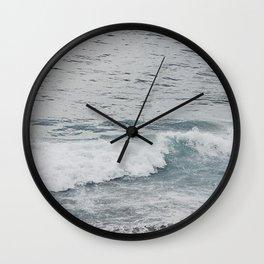 Sea Easy Wall Clock