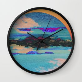 Hatred and Greed Wall Clock