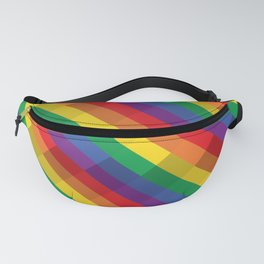 PRIDE - Rainbow Fanny Pack