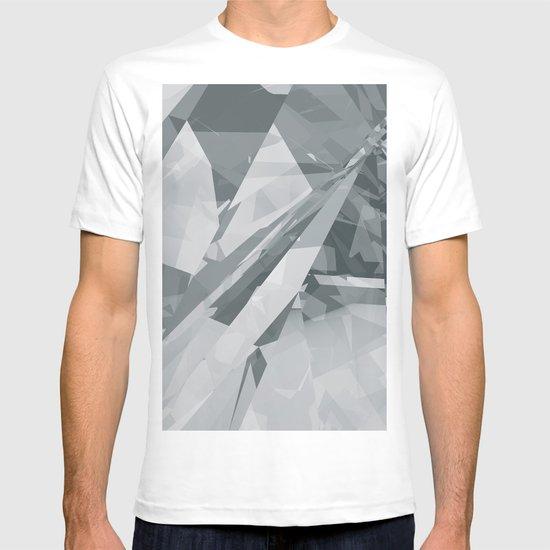 Ice cracks #2 T-shirt