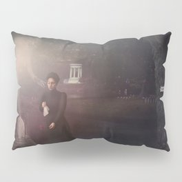 Autumn Song - Ghostly Self Tableau Pillow Sham