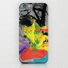 Digital painting collage series #1 iPhone 6s Slim Case
