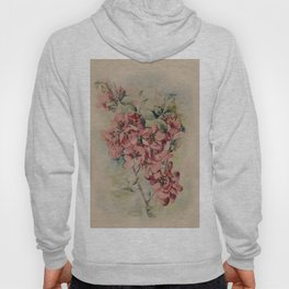 Flowering Japanese quince 2 Hoody