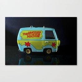 The Mystery Machine Canvas Print