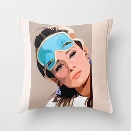 Thursday Mood Throw Pillow