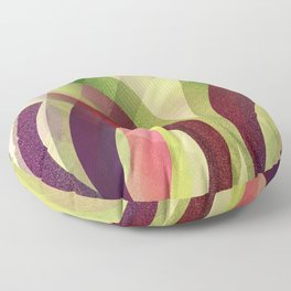 Abstract background G141 Floor Pillow
