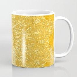 fine sun star mandala Coffee Mug