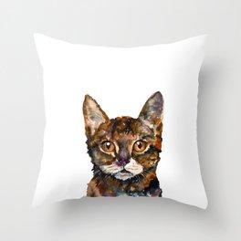 CAT#8 Throw Pillow