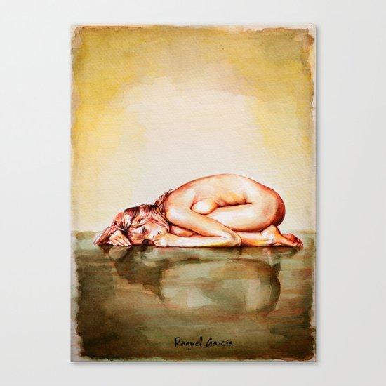 Femme/1 Canvas Print