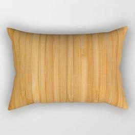 Bamboo pattern Rectangular Pillow