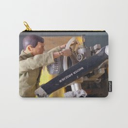 Airplane Mechanic Carry-All Pouch