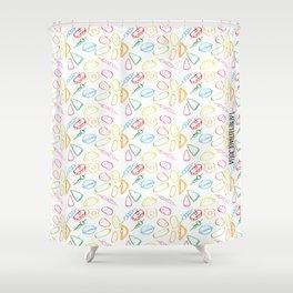 TAPITAS Shower Curtain