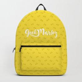GM Pattern Backpack