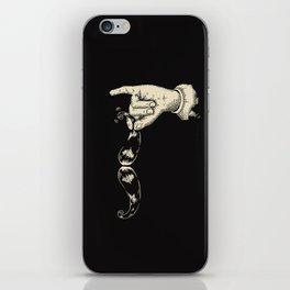 Muahahaha! iPhone Skin