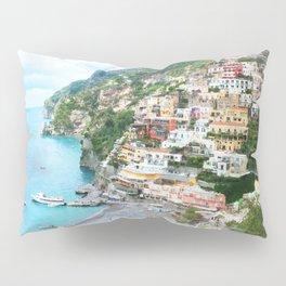 Picture perfect Positano Pillow Sham