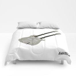 Gretsch Doubleneck ( G5566 ) Comforters