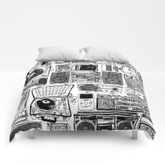Music Boxes Comforters