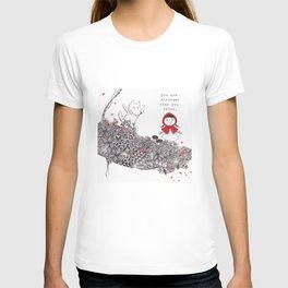 Little Red Riding Hood T-shirt