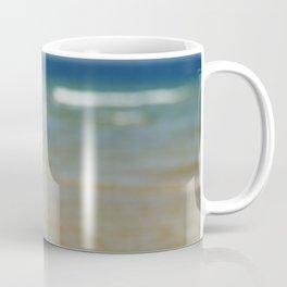 Seagull over the sea Coffee Mug