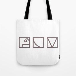 People Like Me Tote Bag