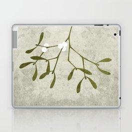 Mistletoe Laptop & iPad Skin
