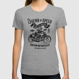 the legend of speed T-shirt