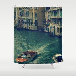 Venice, Grand Canal 3 Shower Curtain