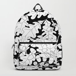 Composition of Oak Leaves and Acorns Backpack