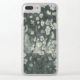 Tribute to Theo Hoytema Clear iPhone Case