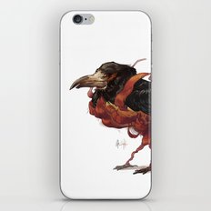 Tapestry Rook iPhone & iPod Skin