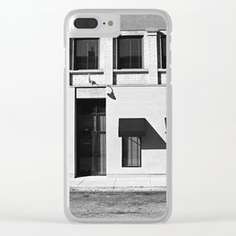 Recurrence Clear iPhone Case
