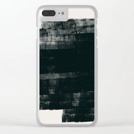 Malte Clear iPhone Case