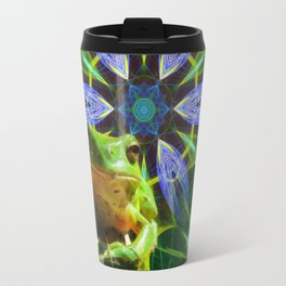 Guardian of the pond Travel Mug